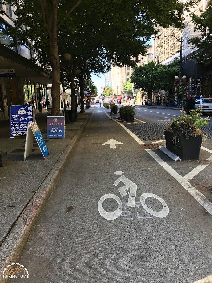 Radfahren USA,Cycling USA,bikingtom,Seattle