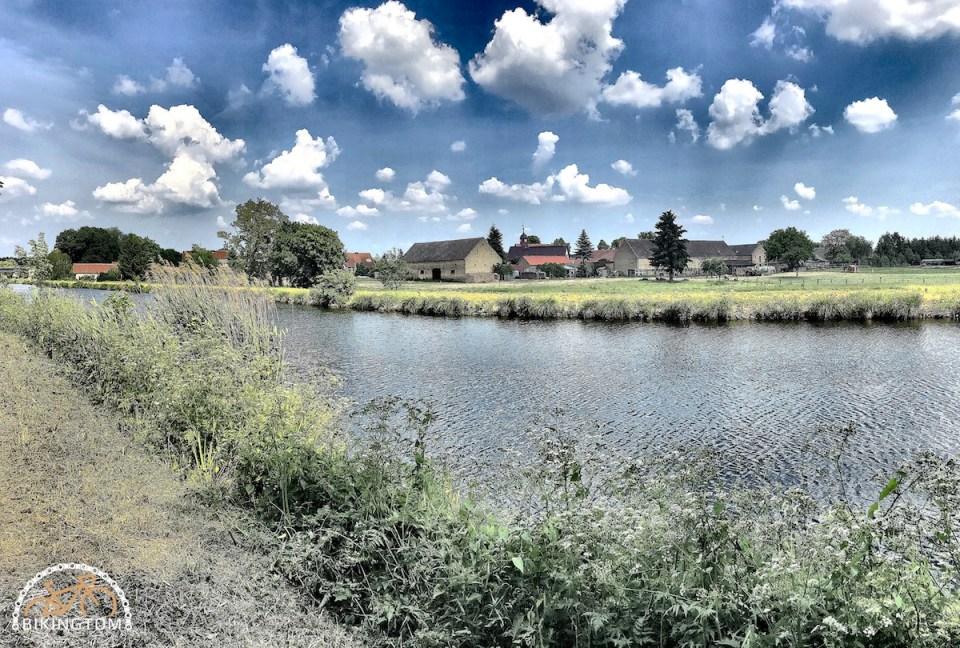 Uckermark,Brandenburg,Fahrrad,Radfahren,Vosskanal