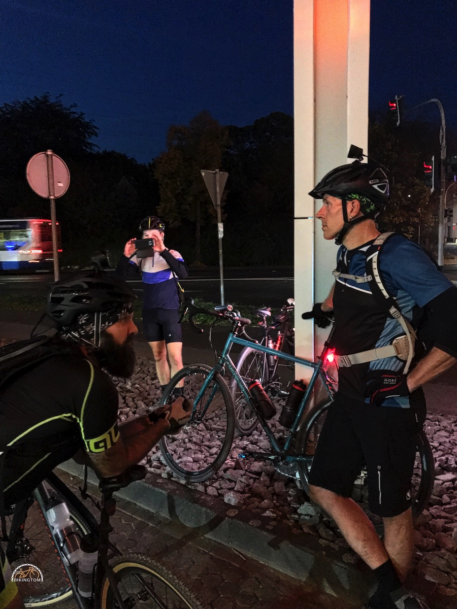 Nightofthe100miles,LTD Ride,bikingtom
