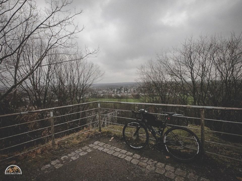 Gran Fondo,Strava,Radfahren,Ruhrpott,Halde Gotthelf,bikingtom