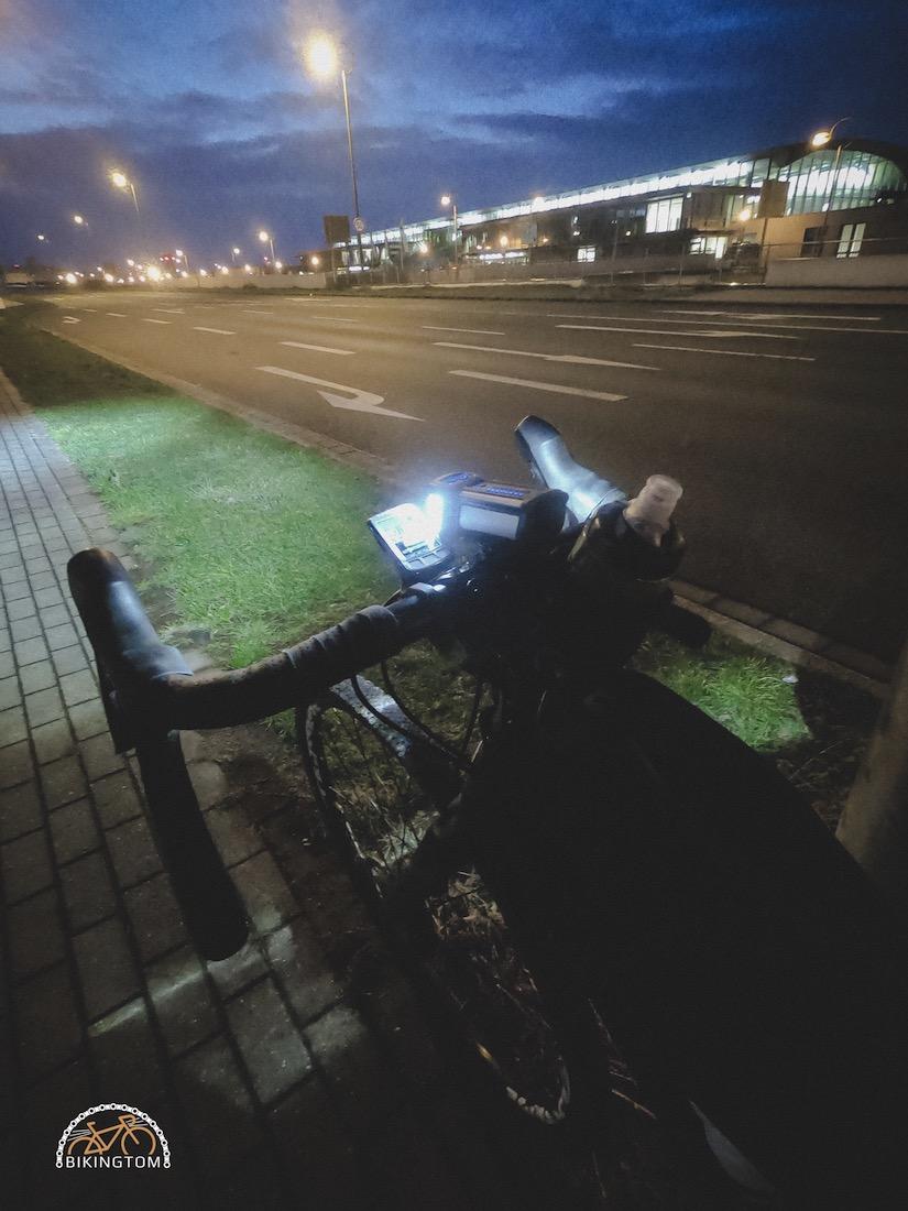 Gran Fondo,Strava,Radfahren,Ruhrpott,Flughafen Dortmund,bikingtom