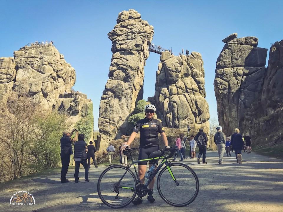 Teutoburger Wald,Rennrad,Radfahren,bikingtom