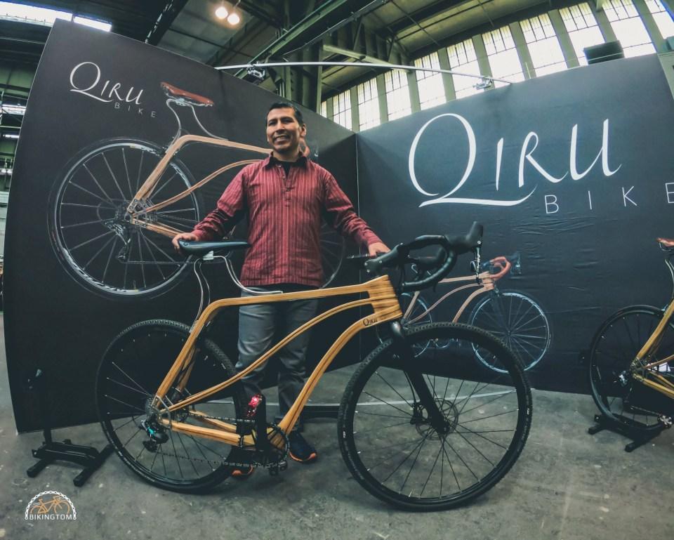 QIRU Bikes,VELOBerlin,Fahrradmesse