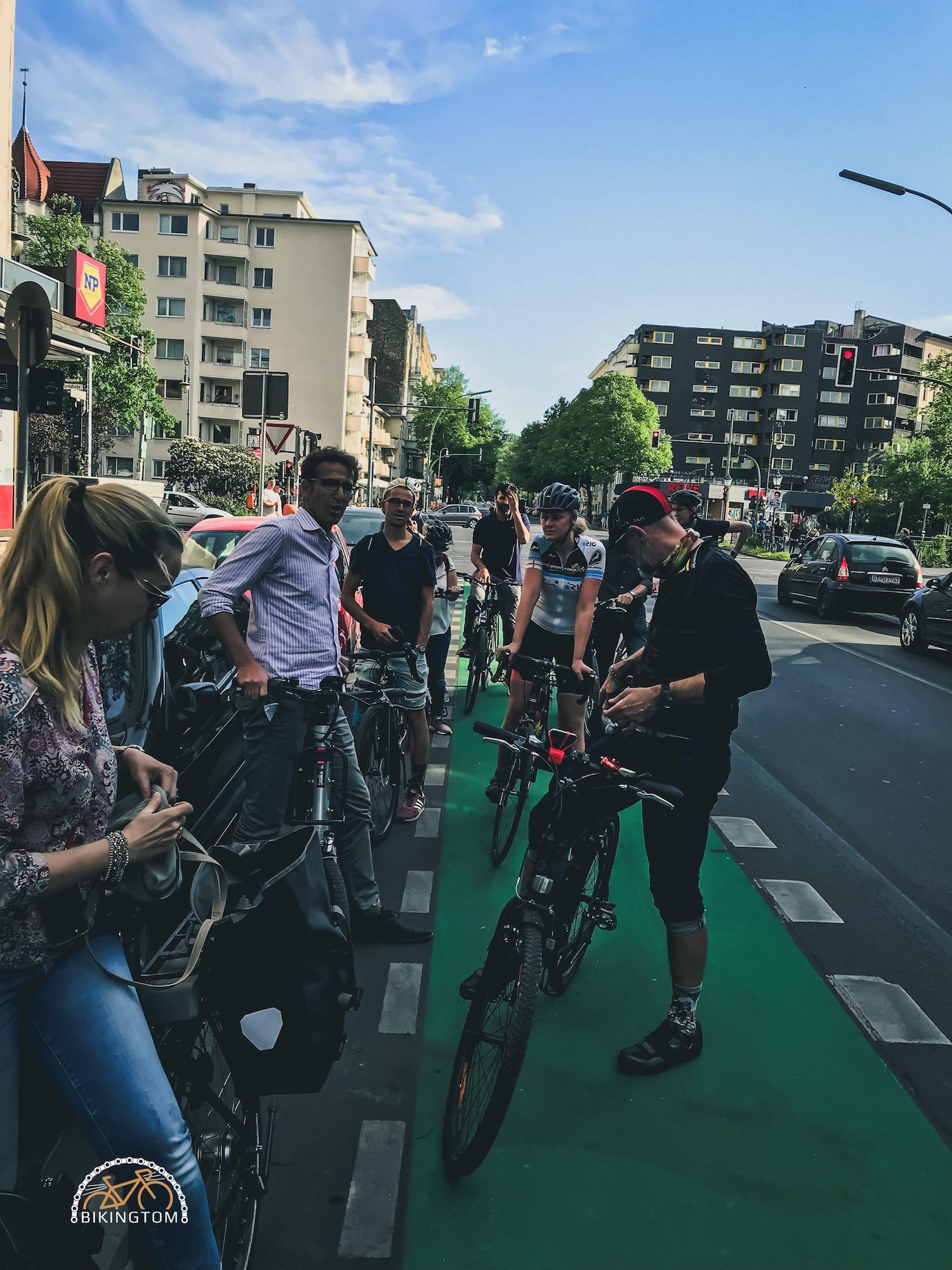 Heinrich Strößenreuther, Volksentscheid Fahrrad, Fahrrad