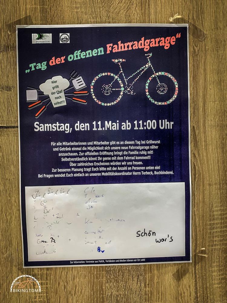 Auszeichnung fahrradfreundlicher Arbeitgeber,ADFC Essen, druckpartner,Stadt Essen,bikingtom,WDR