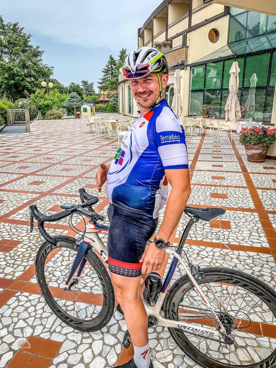 Emilia Romagna,Cycling,Fahrrad,Italien,bikingtom,Hotel Miramonti,Terrabici