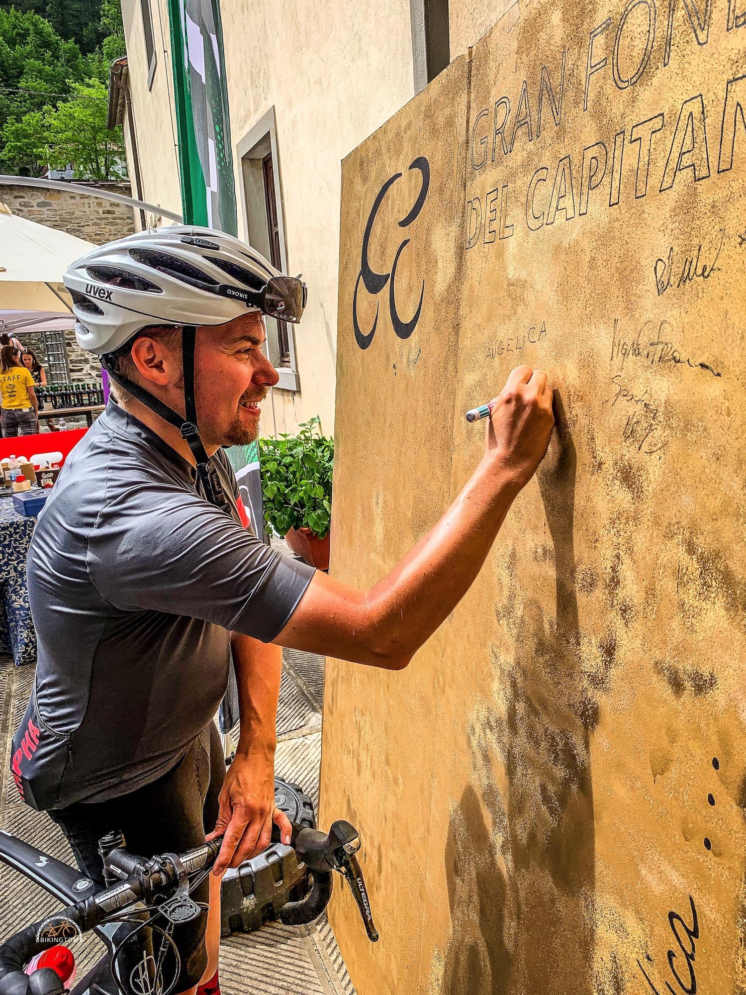 Emilia Romagna,Cycling,Fahrrad,Italien,bikingtom,Gran Fondo Del Capitano