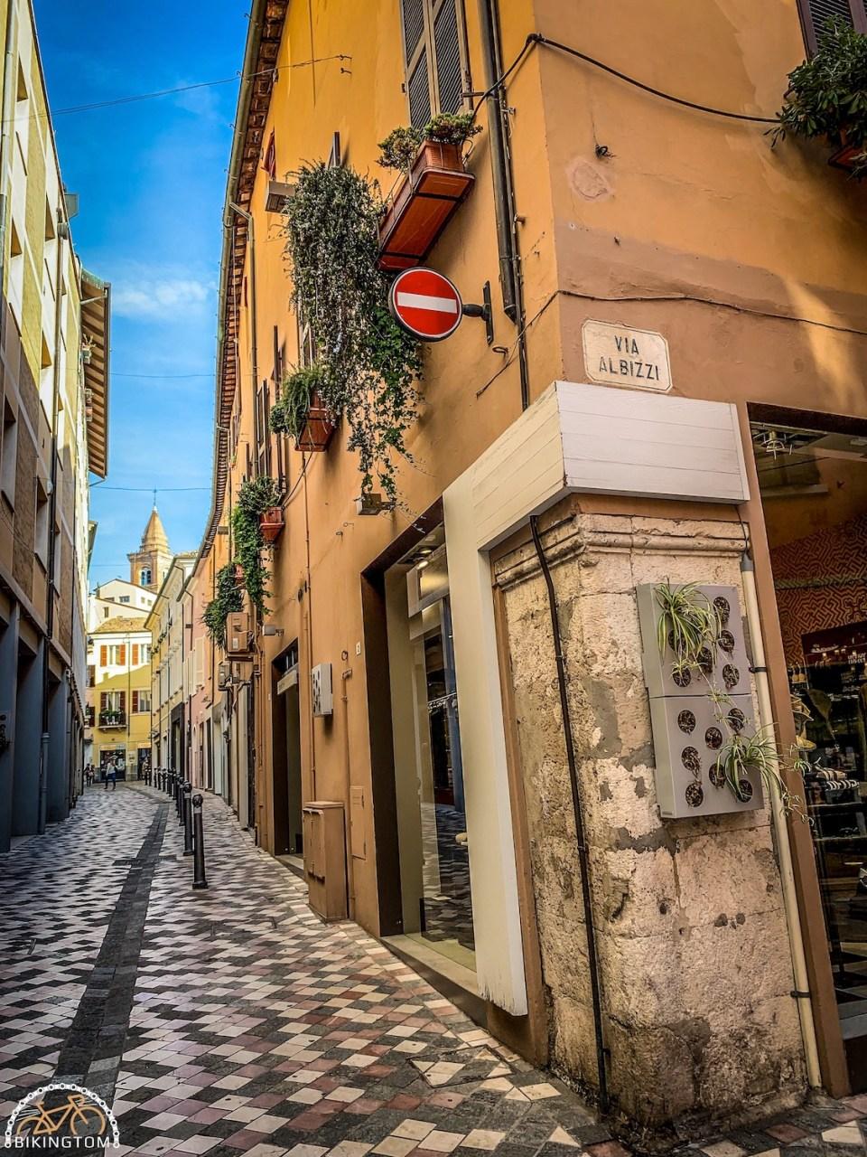 Rennrad,Grand Hotel Terme della Fratta,Emillia Romagna,Italien,Urlaub,Fahrrad,Cesena