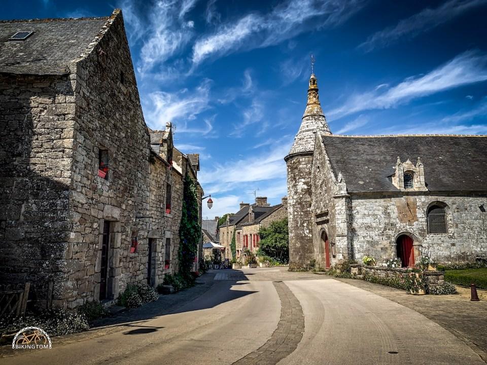 Bretagne,Radtouren,Fahrrad,Le Guerno
