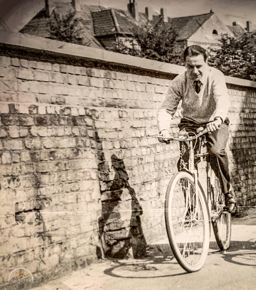 Radfahren,Papa war mein Held