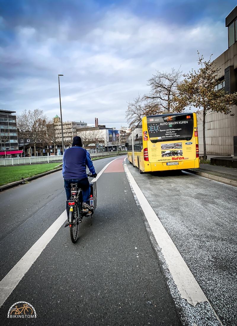 Umweltspur Essen,Fahrrad,Dieselfahrverbote,ADFC