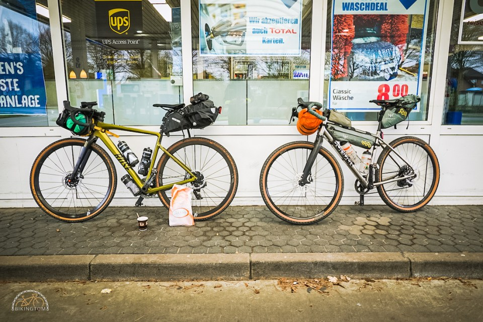 Overnighter,Bikepacking,bikingtom,Sternenhimmel