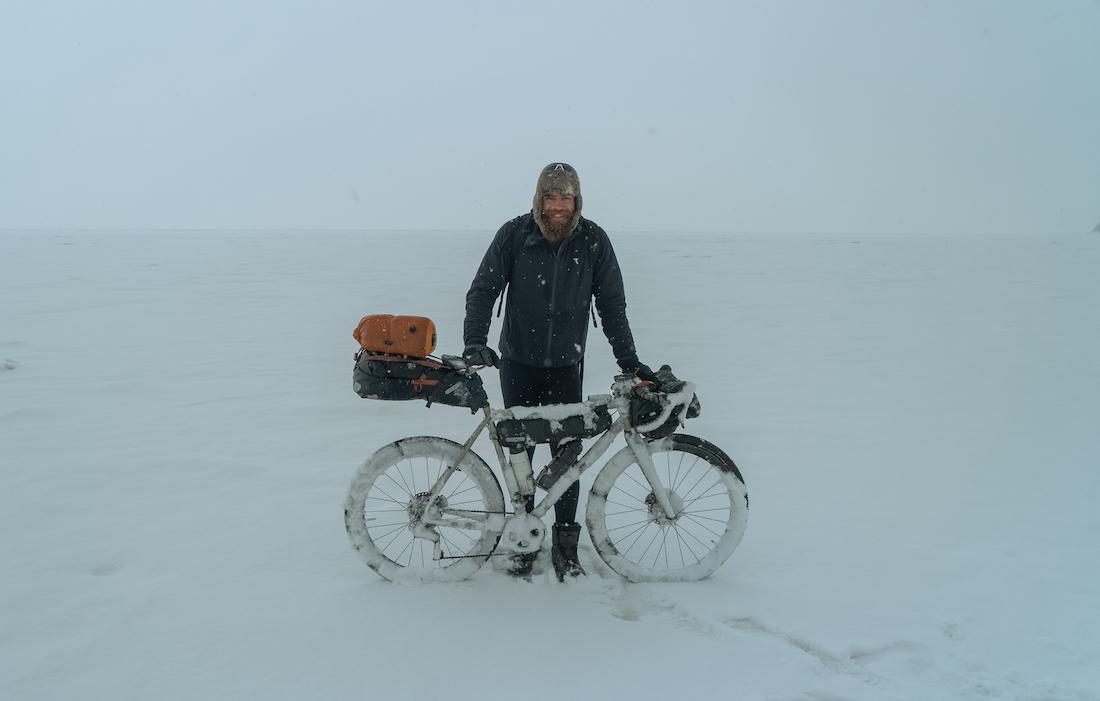 Jonas Deichmann, Interview, bikingtom