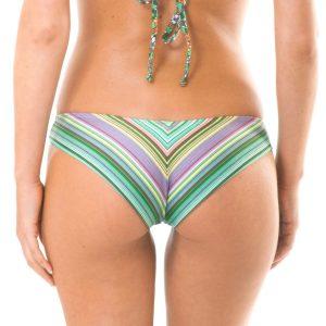 Grün gestreifte Brasil Bikinihose Rio de Sol