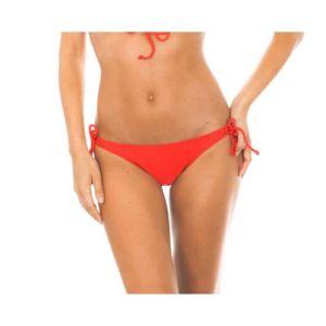 Brasilien Bikini Slip rot - Calcinha Tiras Costas Red