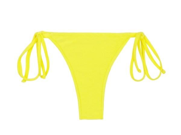 Mikro Bikinihose zitronengelb - Bottom Beach Strega Micro