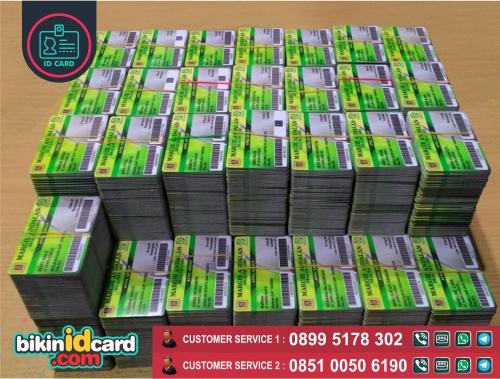 HARGA CETAK ID CARD PERUSAHAAN - Contoh id card untuk perusahaan