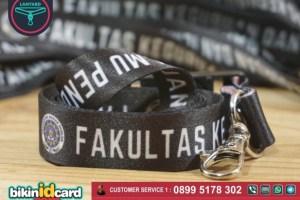 Harga Cetak Tali ID Card Satuan