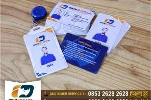 Tempat Cetak ID Card Keren