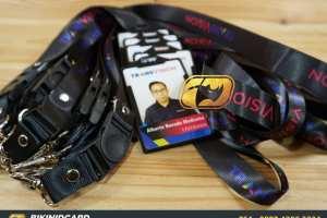 Contoh ID Card yang Sering Digunakan