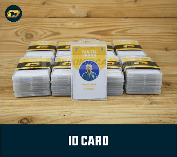 contoh kartu panitia
