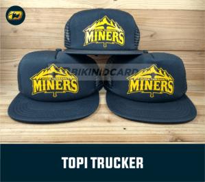 Topi Trucker Jogja