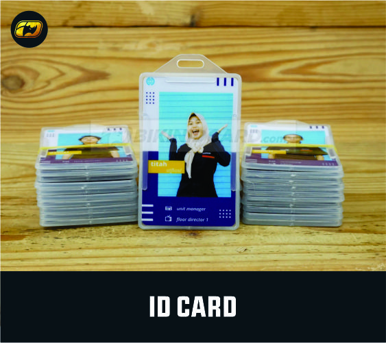 cara mudah merawat id card