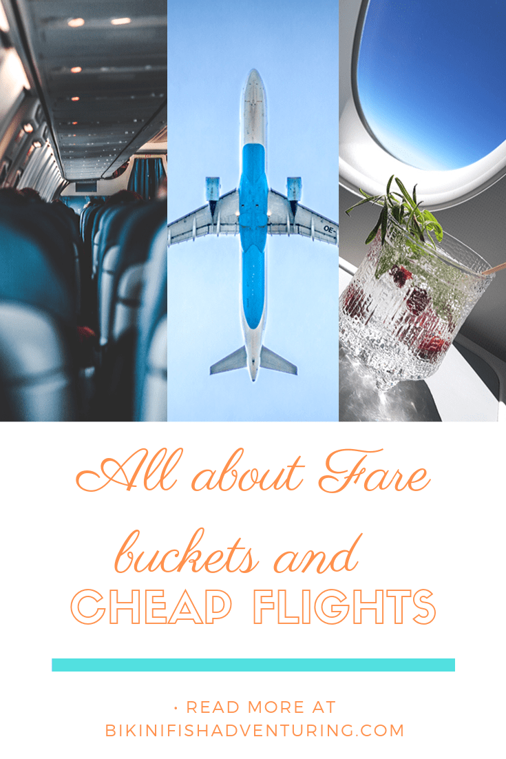 All about fare buckets and cheap flights.