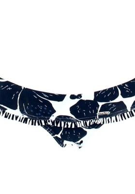 Maillot de Bain Femme Culotte Banana Moon Louna Carter - Couleurs - MARINE