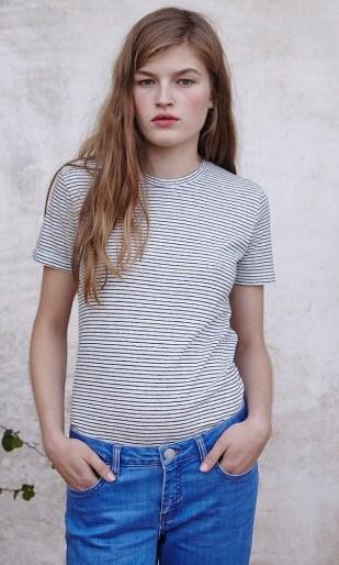 floss tshirt plumo