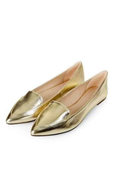 vain stitch point shoe