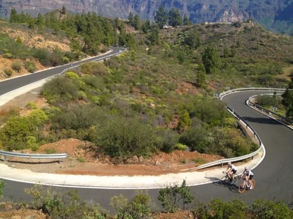 A vélo au paradis cycliste