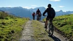 Bike test de Gryon: les nouveaux vélos, en vrai