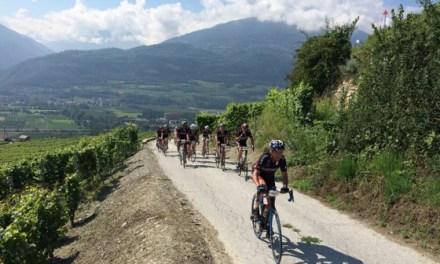 Cyclosportive des vins du Valais: record de participation déjà battu