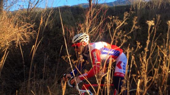 Cyclocross de Fully-Saillon testé, validé, par le pro