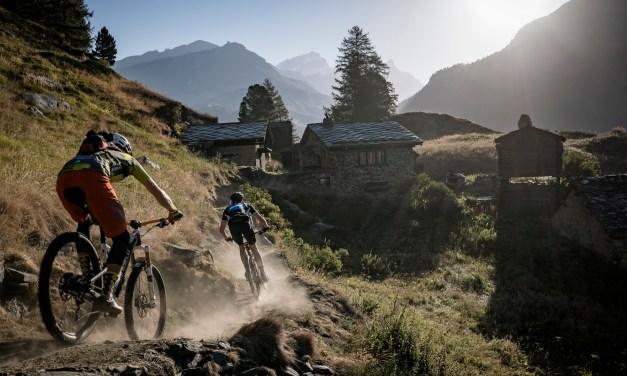 Swiss Epic: images de la première étape