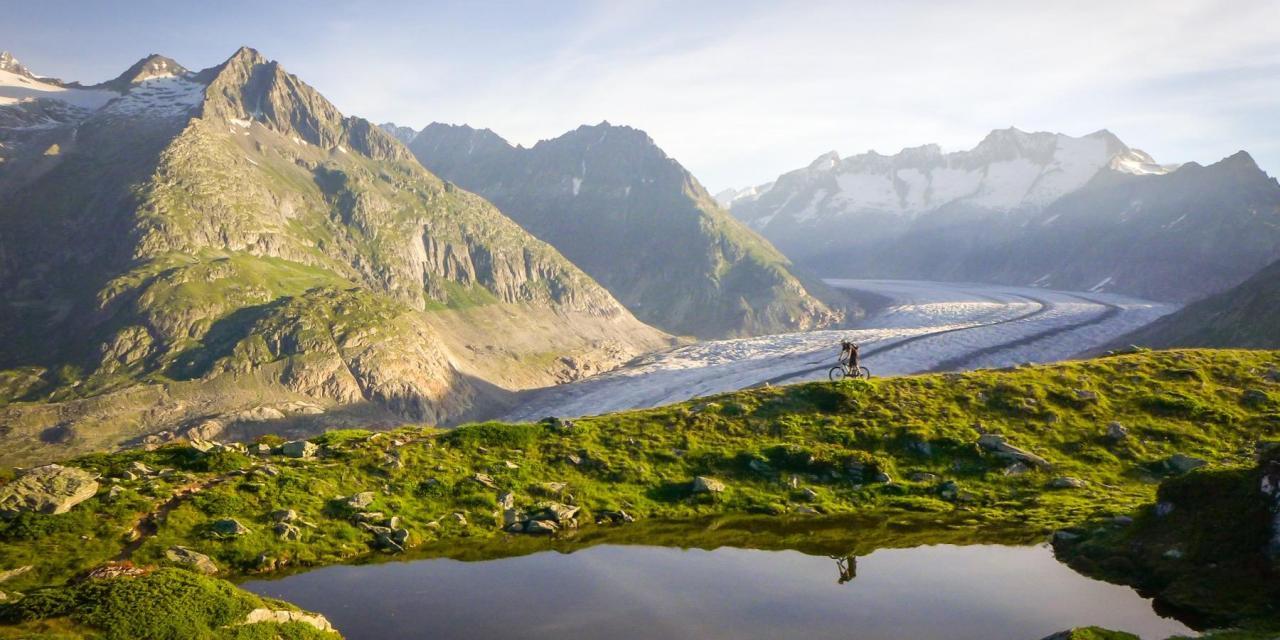 Le Valais se dote d'une stratégie vélo et VTT