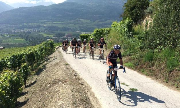 Nouveaux parcours pour la Cyclosportive des vins du Valais