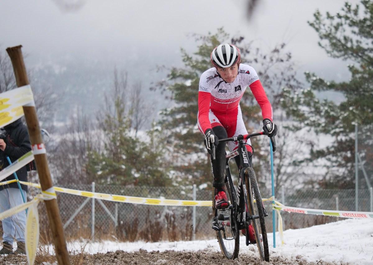Nouveau parcours pour le cyclo-cross de Sion