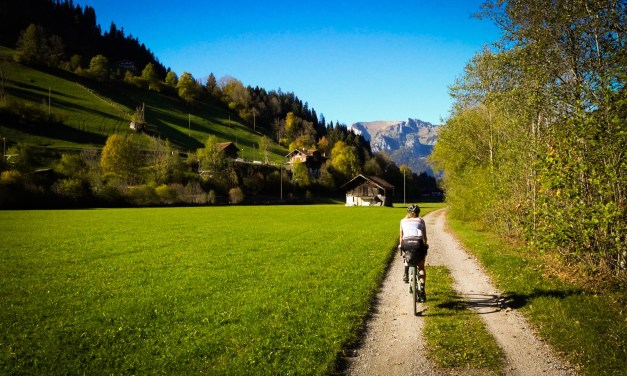 La Suisse en « gravel »: Fully – Interlaken