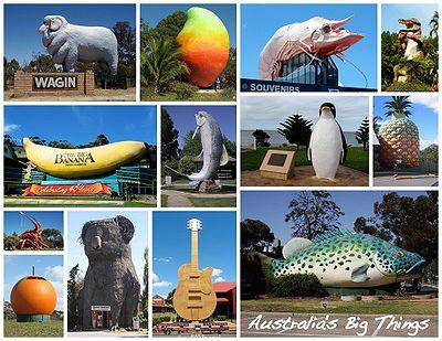 big in australia