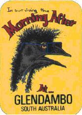 44 timer i Glendambo