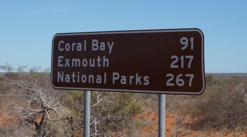 Coral Bay and Ningaloo