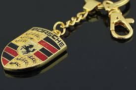 Porsche nyckelring