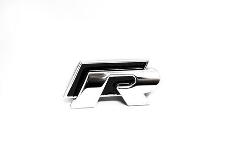 Volkswagen R emblem