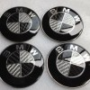 bmw kolfiber emblem stickers