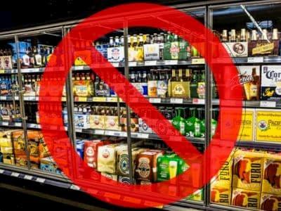 LEY SECA CDMX – CONOCE QUÉ ALCALDÍAS PROHIBIERON LA VENTA DE ALCOHOL
