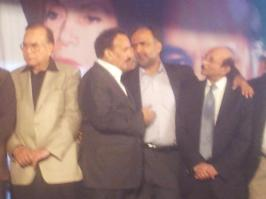 @ahmedghummaan11 @Qamarzkaira with @SenRehmanMalik and CM Sindh @EalingNorth #PPPHawks