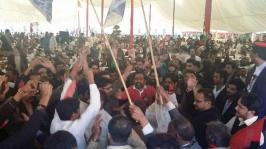 @Hamayunviews Glad 2 hear tht some Jiyalas wrkrs also addressed the convention & conveyed their feelings suggestions 2 the leadrshp 2