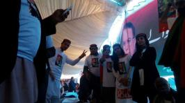 @TeamBilawalPPP Young jiyalas at #PPPFoundationDay4